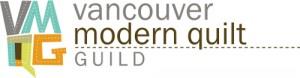 Vancouver Modern Quilt Guild logo