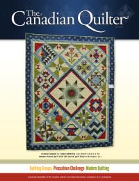 The Canadian Quilter Spring-2013