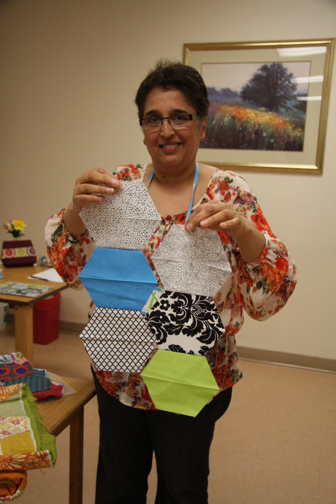 Arita and Hexagons