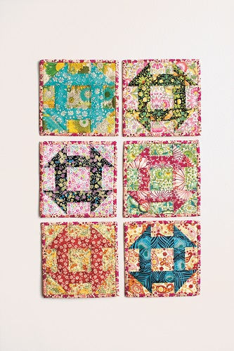 The Liberty Mini-Quilt Art
