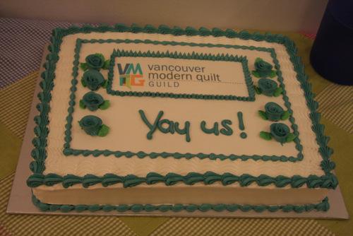 VMQG cake 2011