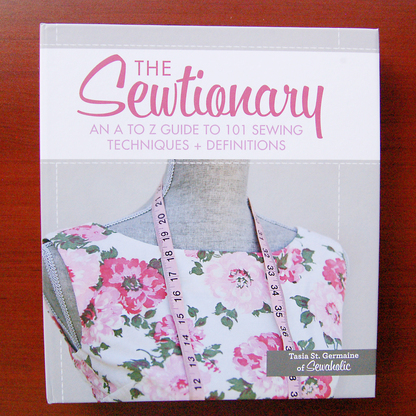 sewtionary cover