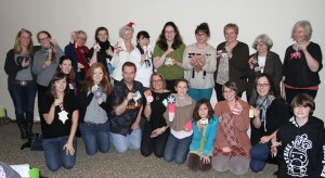 2013 ornament swap group
