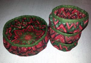 xmas bowls