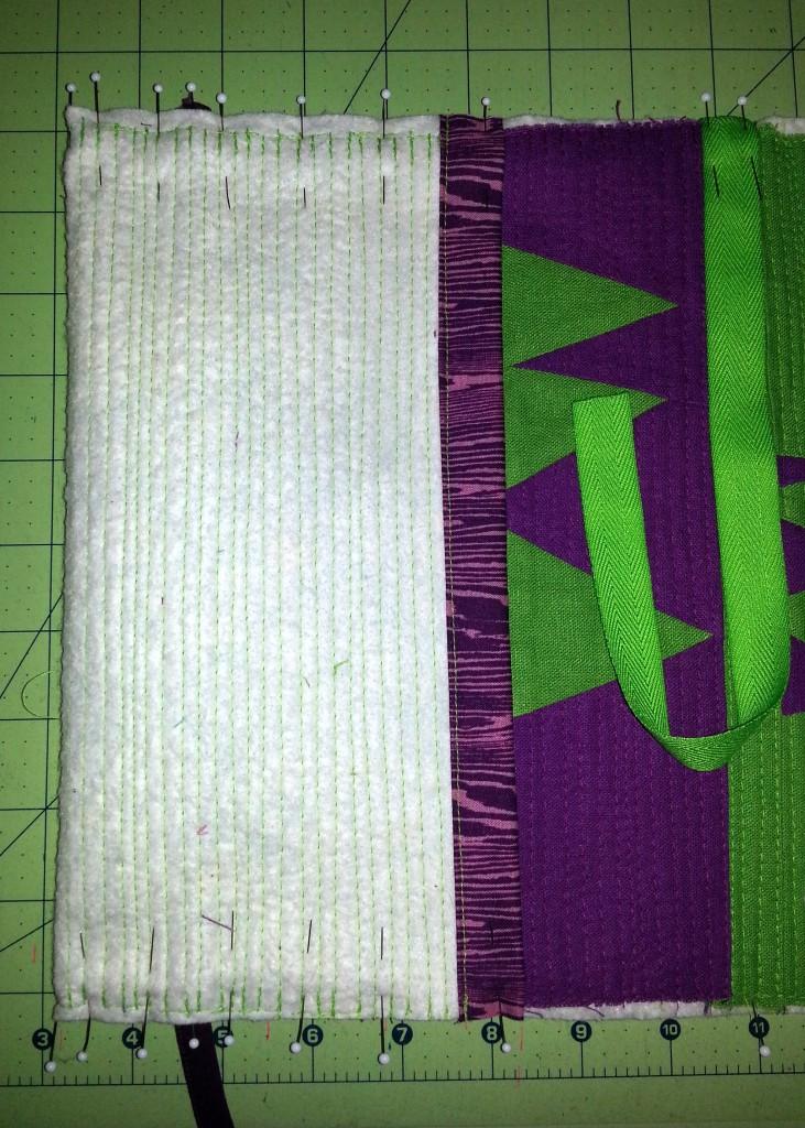 5 fold in flap