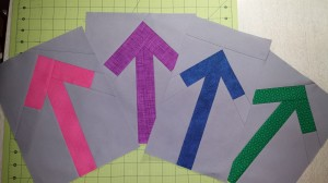 4 arrows