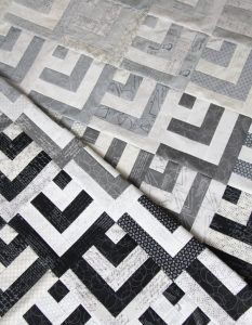 Grayscale - Cluck Cluck Sew - http://cluckclucksew.com/2015/09/grayscale-quilt-block-tutorial.html