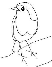 line robin