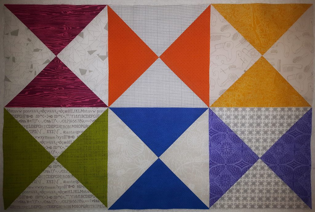 Baby Quilt Instructions Round 3 Vancouver Modern Quilt Guild